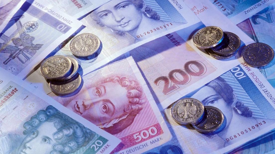 Mark und Pfennig im Milliardenwert noch immer nicht umgetauscht