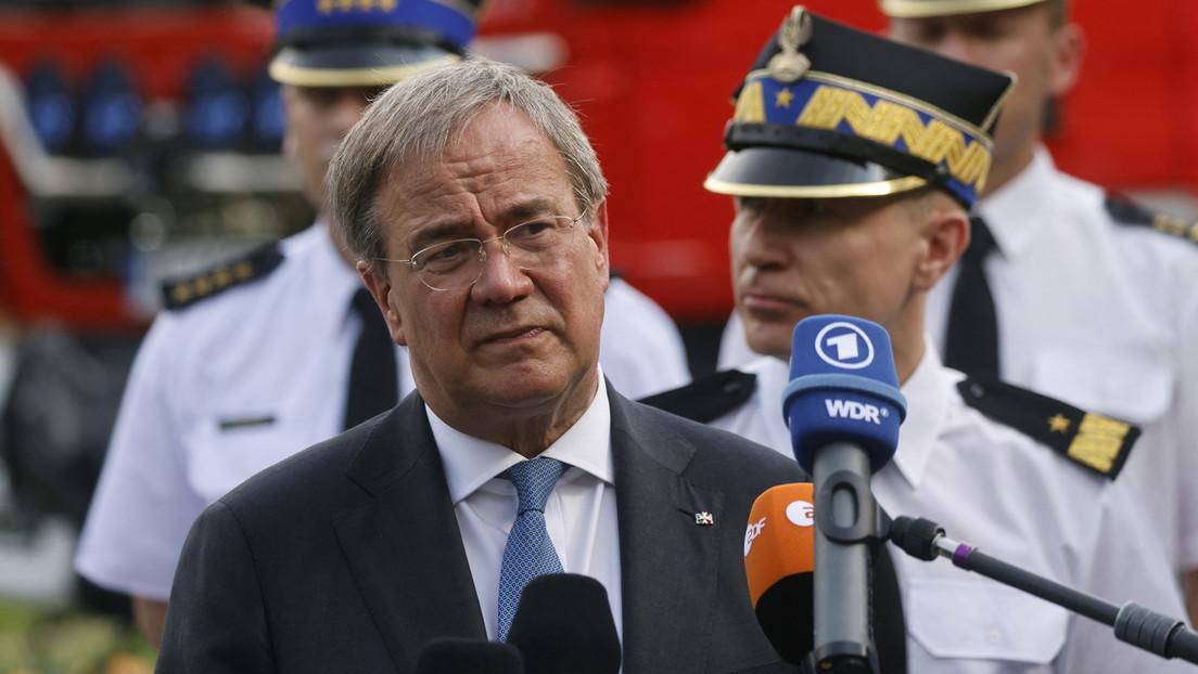 """Laschet warnt Russland vor Nutzung von Nord Stream 2 als """"geopolitische Waffe"""""""