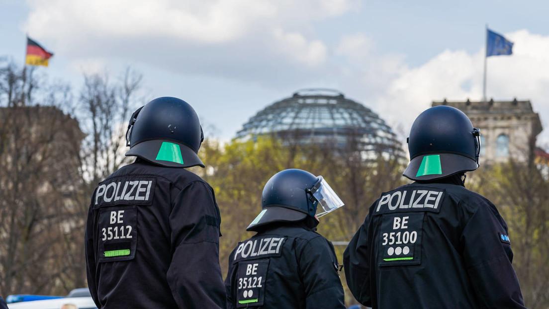 LIVE aus Berlin: Proteste gegen Corona-Politik trotz Demo-Verbot