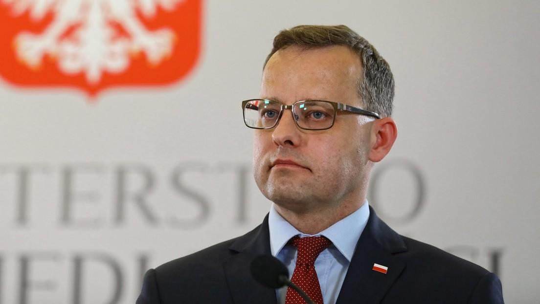 """Polnischer Minister sieht """"Grundfreiheiten und europäische Standards"""" in Deutschland bedroht"""