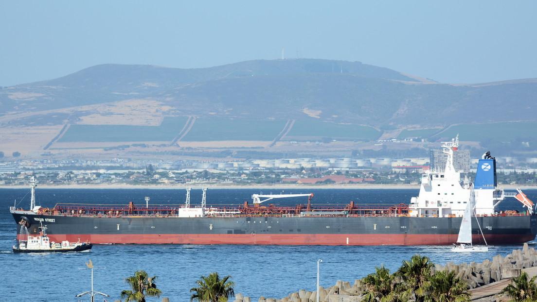 """""""Sehr wahrscheinlich"""": Großbritannien und USA beschuldigen Iran des Angriffs auf Tanker vor Oman"""