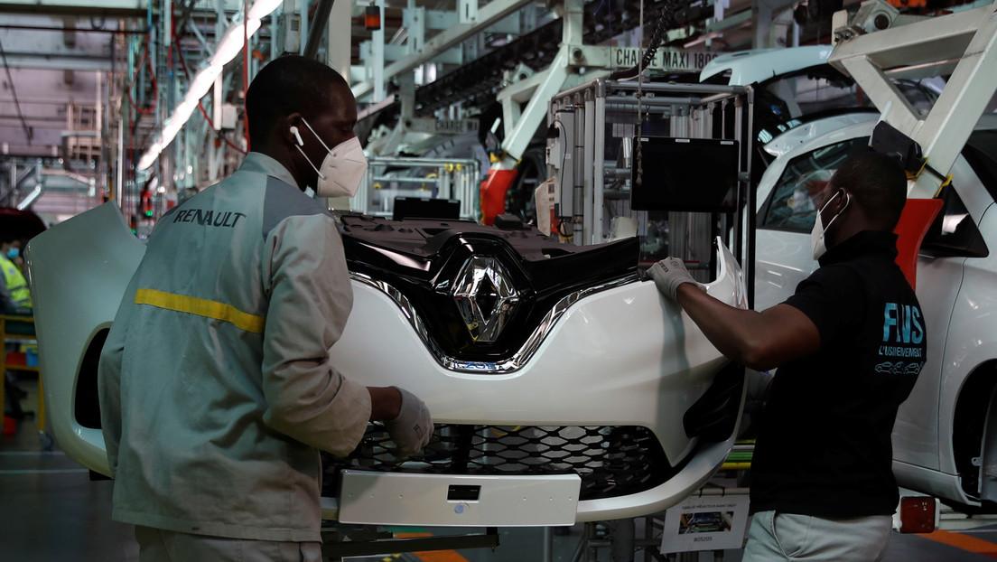 Chipmangel und Corona: Französische Autobauer verlieren Hoffnung auf Erholung