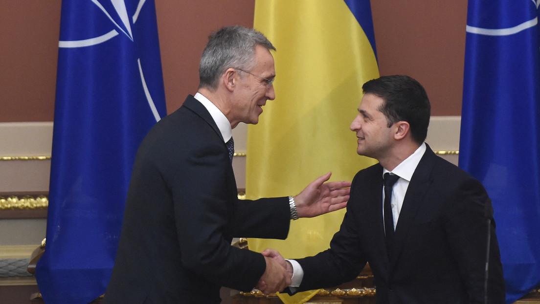"""Politologe: Ukraine soll Sonderstatus als """"Alliierter außerhalb der NATO"""" beantragen"""