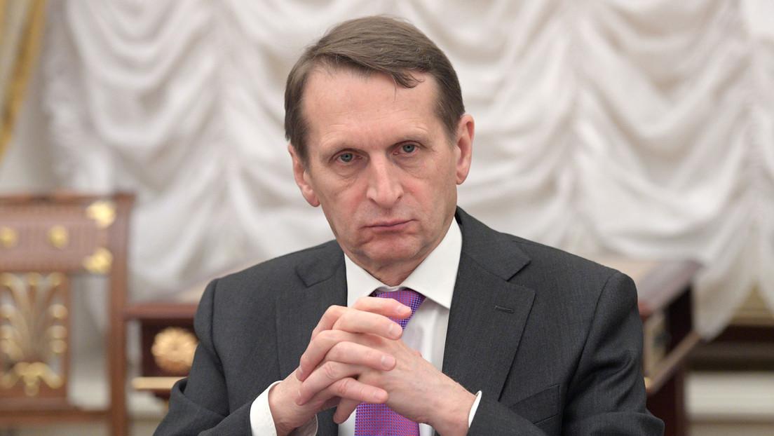 Russischer Geheimdienst-Chef: Ehemalige westliche Agenten an Bellingcat beteiligt