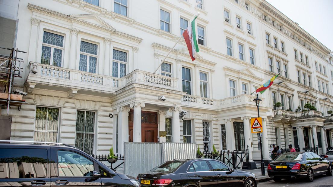 Nach Drohnenangriff auf Öltanker: Großbritannien bestellt iranischen Botschafter ein