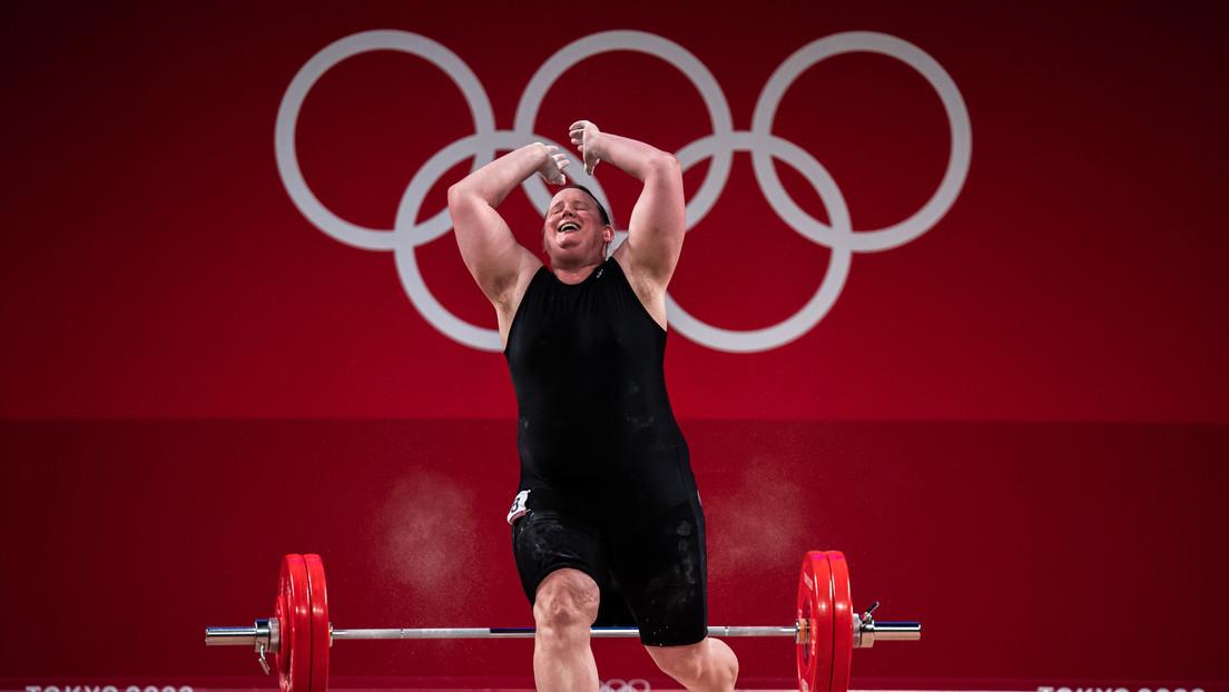 Erste Transfrau bei Olympia: Gewichtheberin Hubbard schreibt Geschichte und scheidet aus