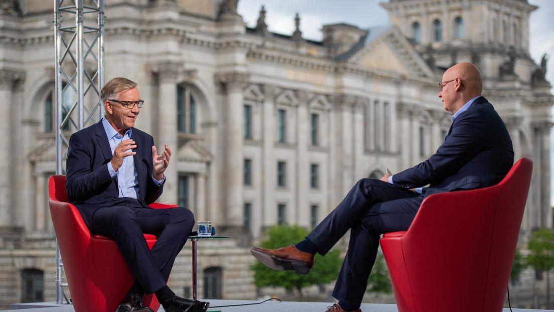 """""""Putin oder Biden? Weder noch"""" – Linken-Politiker Bartsch wird nach Interview kritisiert"""