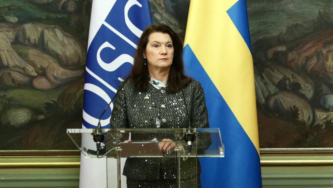 Telefonstreich: Schwedens Außenministerin stellt russischer Opposition Millionen in Aussicht