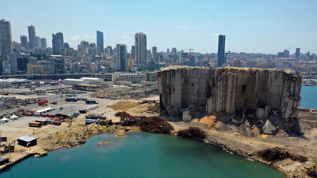 Wie auf der Titanic– Libanon ein Jahr nach der Riesen-Explosion