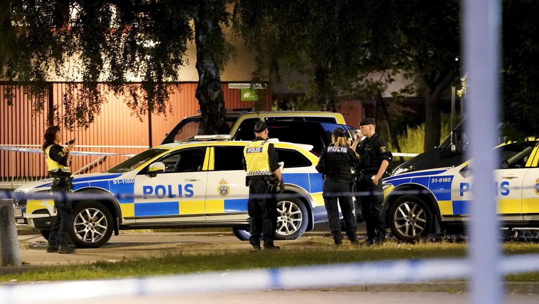 """Mehrere Verletzte bei Schießerei in Schweden: """"Großer Polizeieinsatz"""" im Gange"""