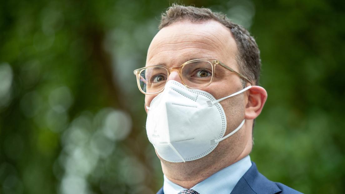 Auch für Geimpfte: Maskenplicht soll laut Jens Spahn bis Frühjahr 2022 gelten