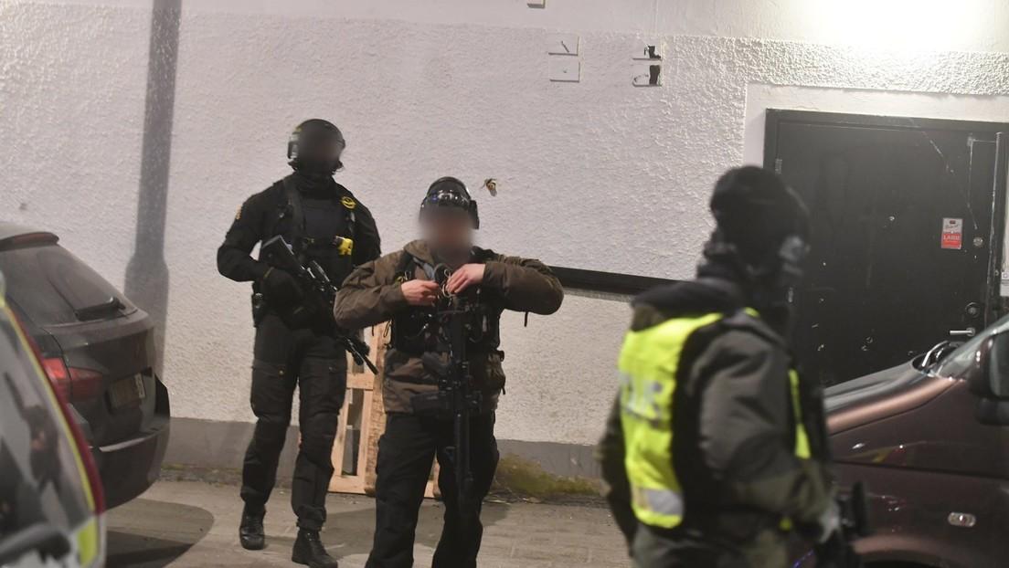 Schießerei im schwedischen Kristianstad: Bandenkrieg im öffentlichen Raum?