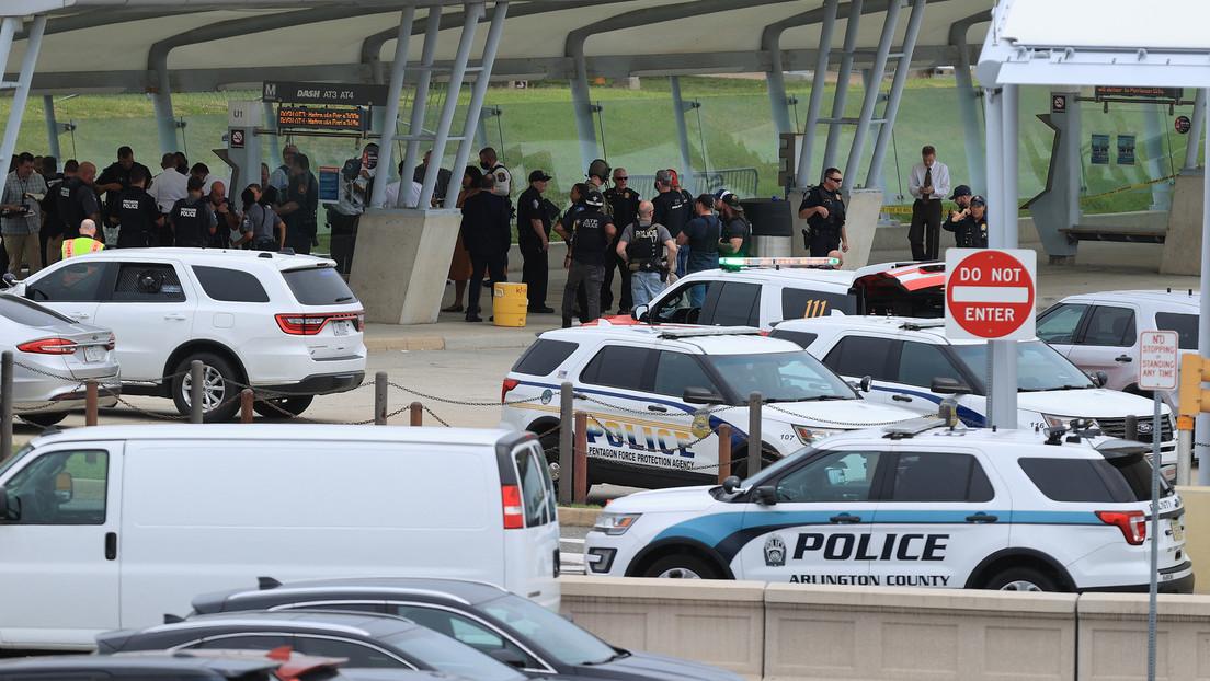 Zwischenfall am Pentagon: Messerangriff und Schüsse – Polizist und Angreifer tot
