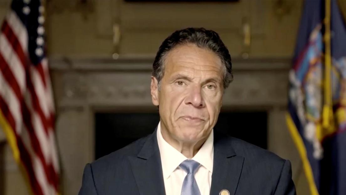 Gouverneur von New York sexueller Belästigung überführt - Nun droht die Amtsenthebung