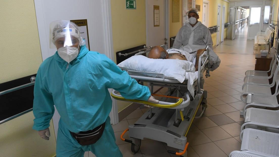 Russische Gesundheitsschutzbehörde: Situation mit COVID-19 in Russland angespannt