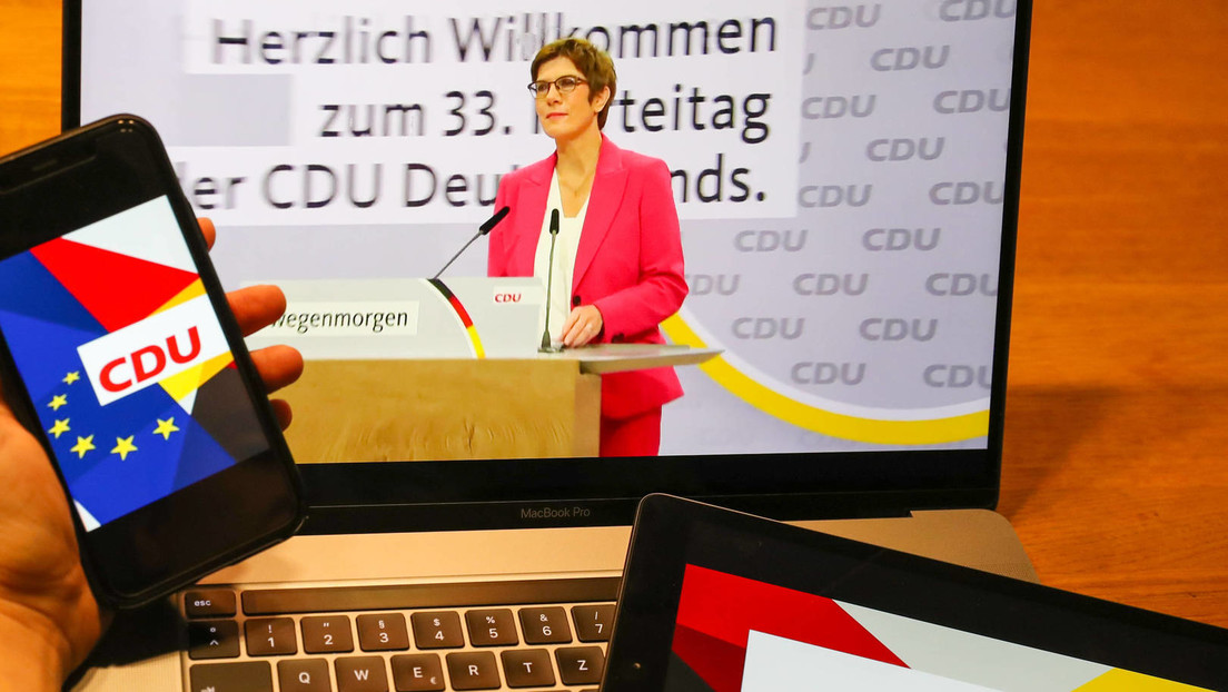 Datenleck bei der CDU: IT-Expertin zeigt Sicherheitslücken auf und erhält Strafanzeige