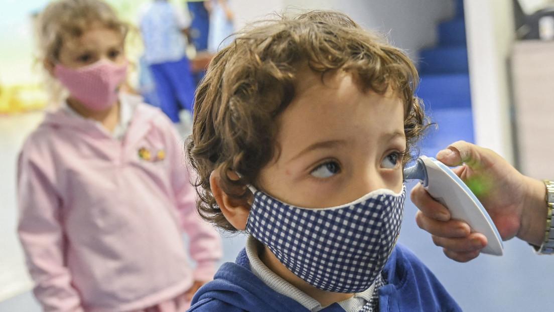 Studie: Kinder mit COVID-19-Symptomen nach durchschnittlich sechs Tagen gesund