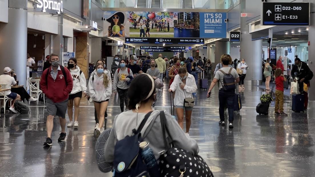 Medienbericht: USA planen Impfpflicht für ausländische Reisende