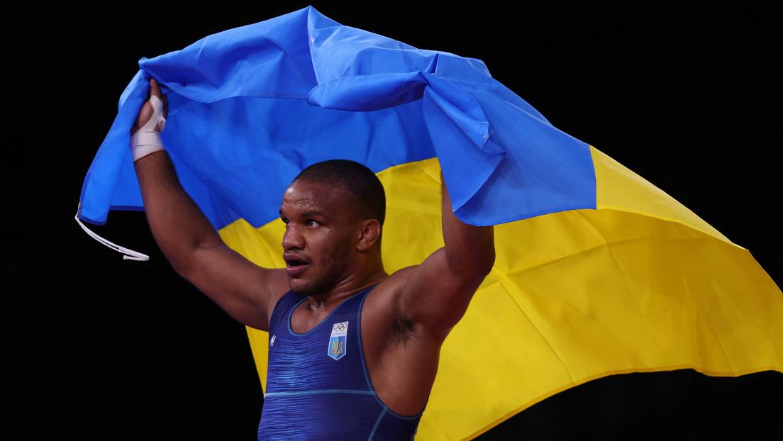 Olympia: Parlamentsabgeordneter holt erstes Gold für die Ukraine