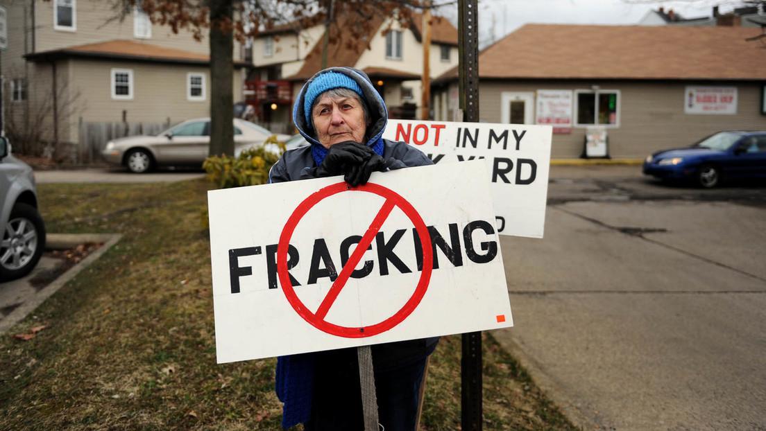 Schwere Umweltzerstörung durch Fracking von US-Firmen im Golf von Mexiko