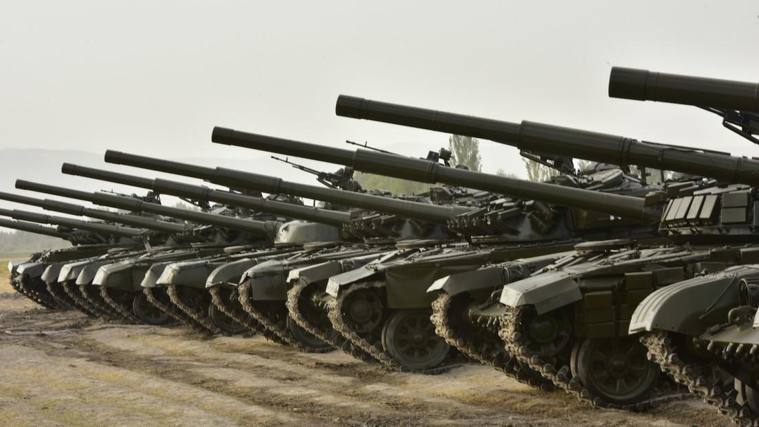 Russland, Tadschikistan und Usbekistan starten Militärübungen nahe Grenze zu Afghanistan