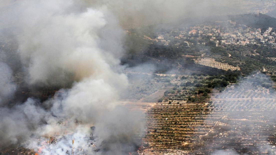 """Israel bombardiert Ziele im Libanon, will """"Vergeltungsschläge"""" weiter verstärken"""
