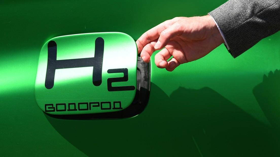 Gazprom: Russland wird bis 2030 zum weltweit führenden Exporteur von blauem Wasserstoff