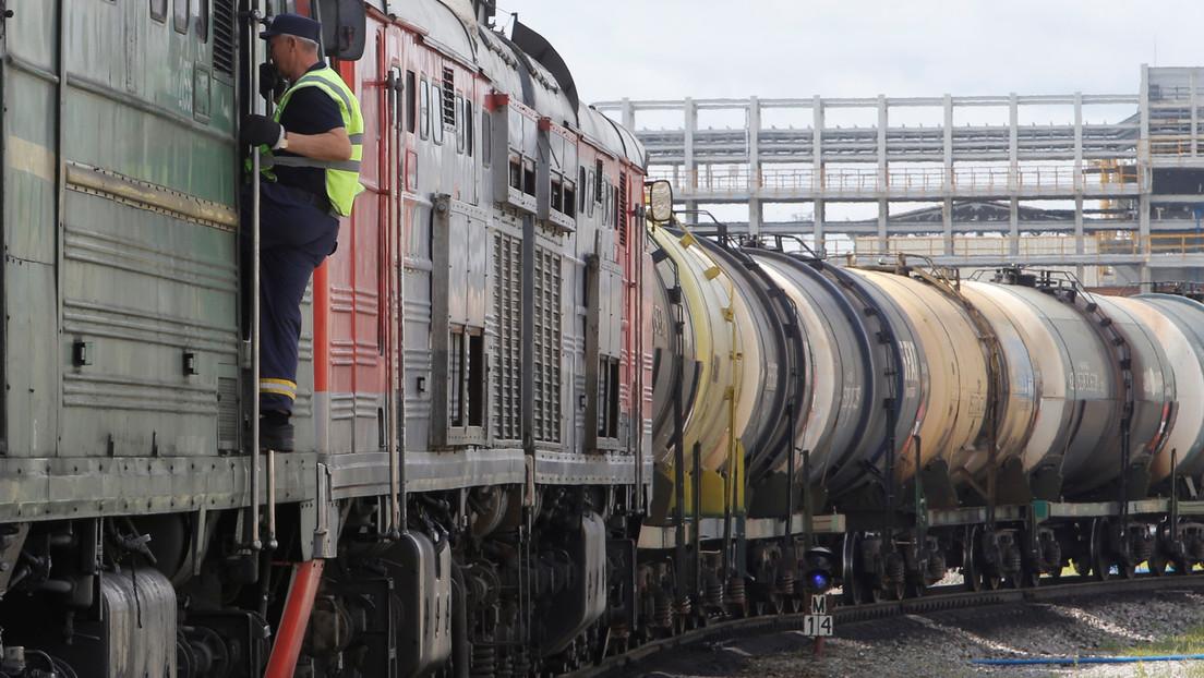 Trotz Sanktionen gegen Russlands Energiesektor: USA importieren immer mehr russisches Öl
