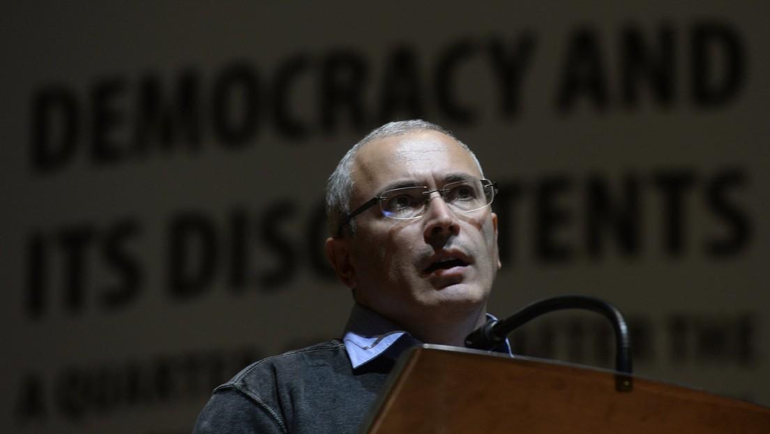 Nach Sperrung: Chodorkowski-Medien stellen Arbeit in Russland ein