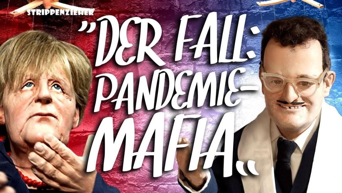 Der Fall: Pandemiemafia | Ist Jens Spahn der Kopf der Familie? | Strippenzieher