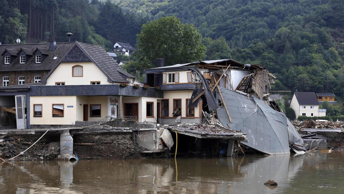 Hochwasserkatastrophe: Staatsanwaltschaft ermittelt gegen Landrat von Ahrweiler