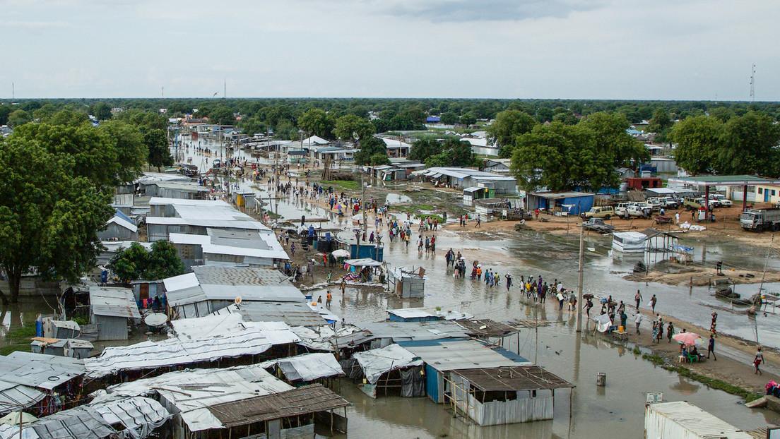 90.000 Menschen im Südsudan von Überflutungen betroffen