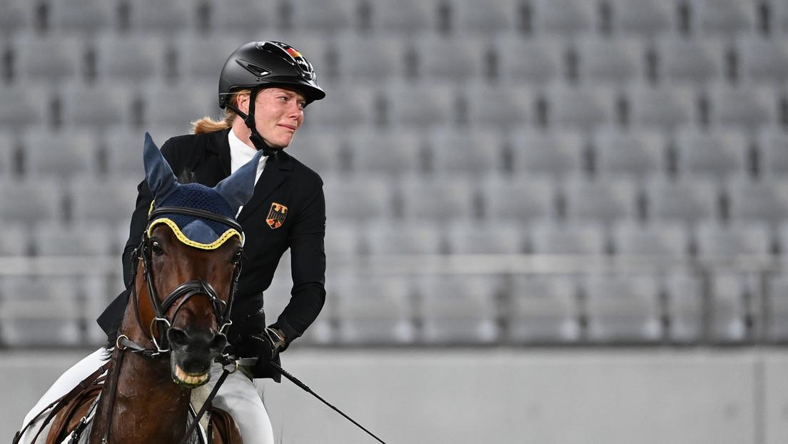 Vorwurf Tierquälerei: Fünfkampf-Trainerin Raisner von den Olympischen Spielen ausgeschlossen