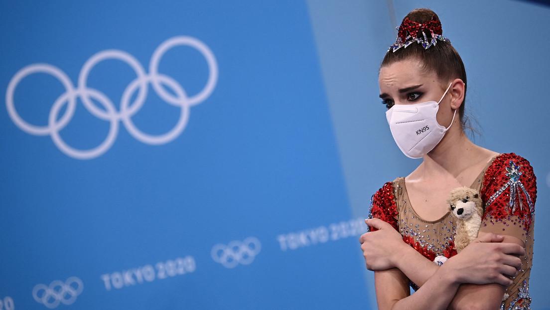 Skandal bei rhythmischer Gymnastik: Russin trotz besserer Leistung nur auf dem Silber-Rang