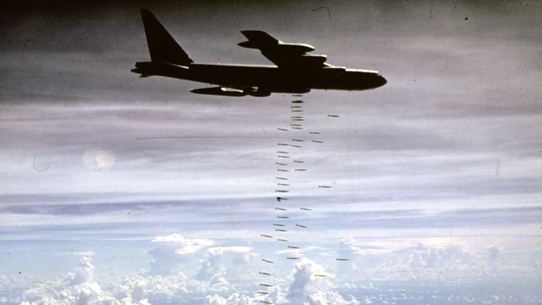 Afghanistan: USA versuchen, Taliban-Übernahme durch massive Bombenangriffe zu verhindern