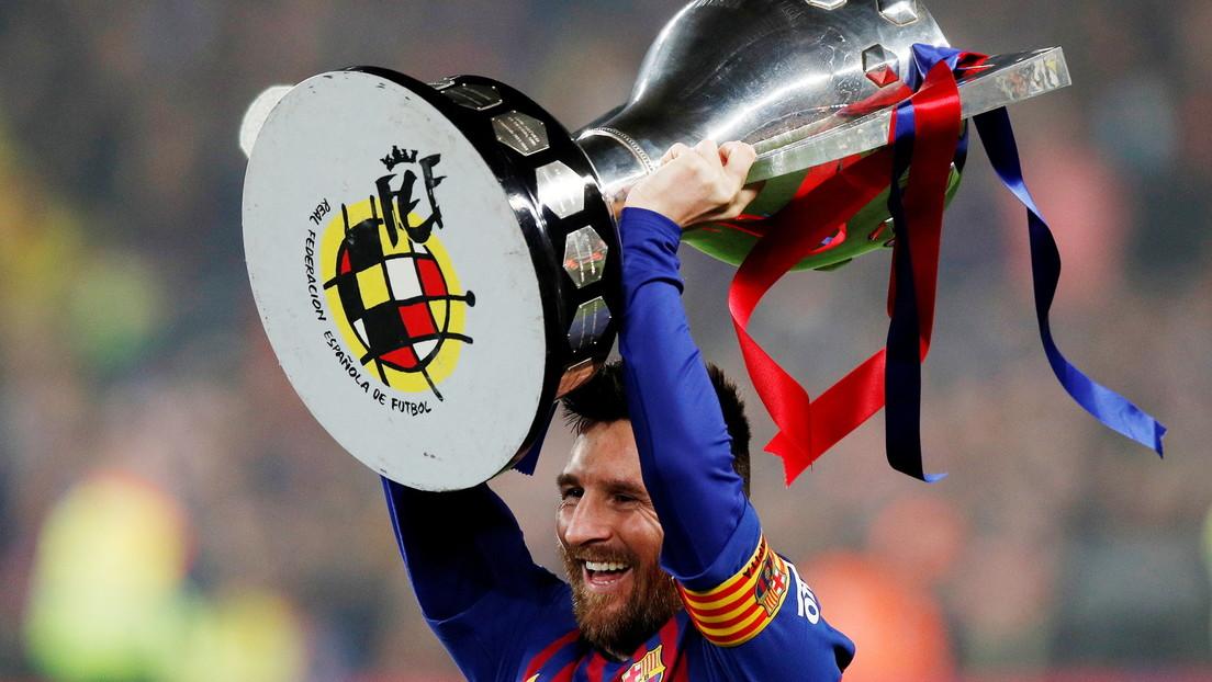 Corona-Krise, na und? Fußballstar Lionel Messi beharrt auf Gehalt von rund 140 Millionen Euro