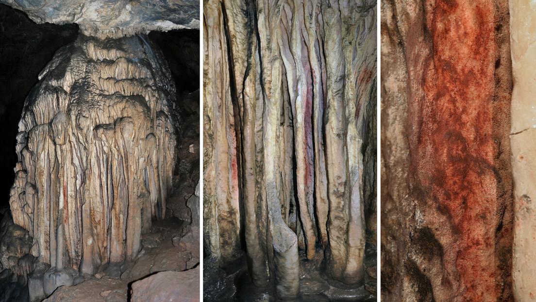 Neandertaler als Urheber von fast 65.000 Jahre alter Höhlenmalerei