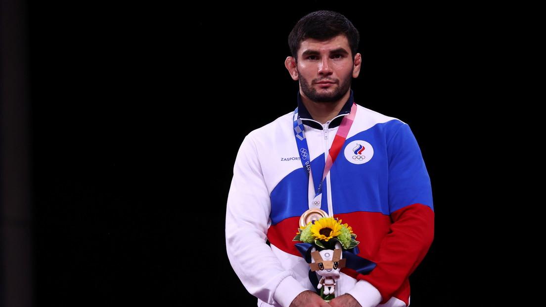 Von Geiselnahme in Beslan zu Bronze in Tokio: Komplizierte Laufbahn von Ringer Artur Naifonow