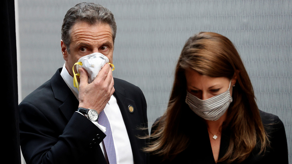 Wegen Belästigungs-Skandal: Engste Vertraute des New Yorker Gouverneurs tritt zurück