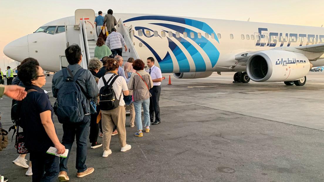 Nach sechs Jahren Funkstille: Russische Touristen fliegen wieder zu Ägyptens Badeorten