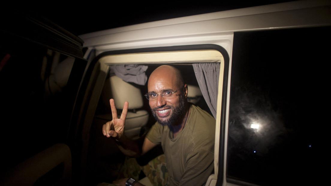 Nach zehn Jahren Chaos in Libyen: Sohn Gaddafis fordert eine Rückkehr zur Vergangenheit