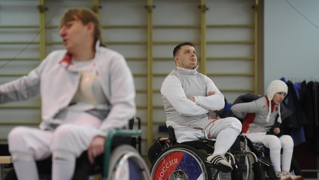 Putin: Suspendierung russischer Paralympics-Athleten war Beweis für Einmischung der Politik in Sport