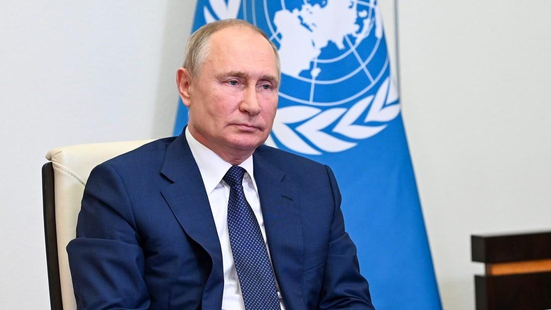 Putin über Piraterie: Russland wird Sicherheit im Persischen Golf und auf dem Atlantik gewährleisten