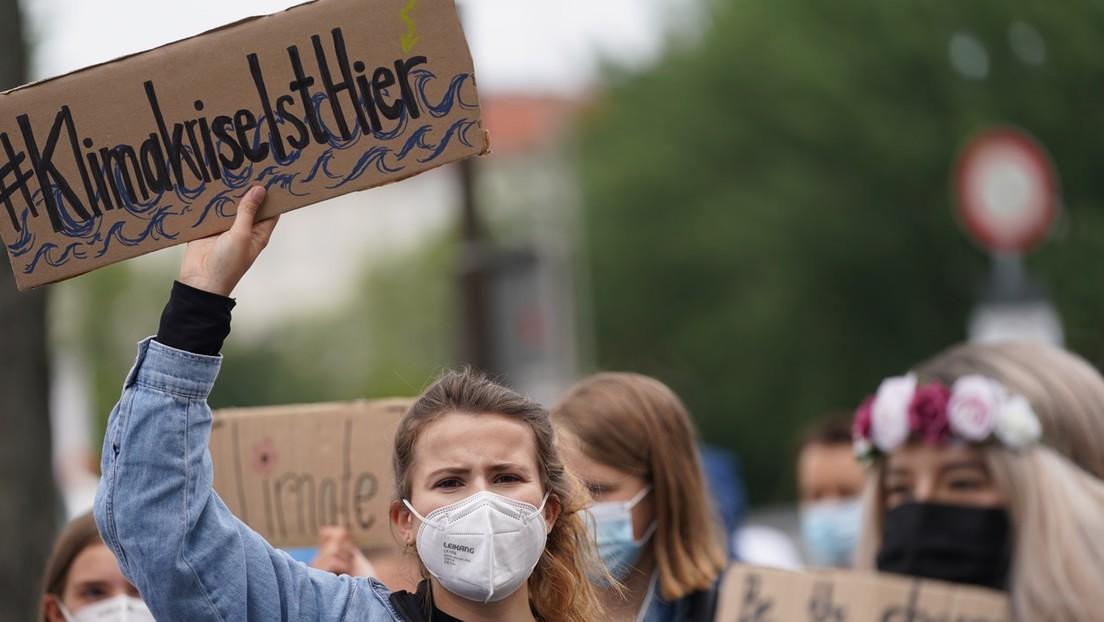 """Klimaaktivistin Neubauer: """"Wahlprogramme müssen mit der 1,5-Grad-Grenze vereinbar sein"""""""