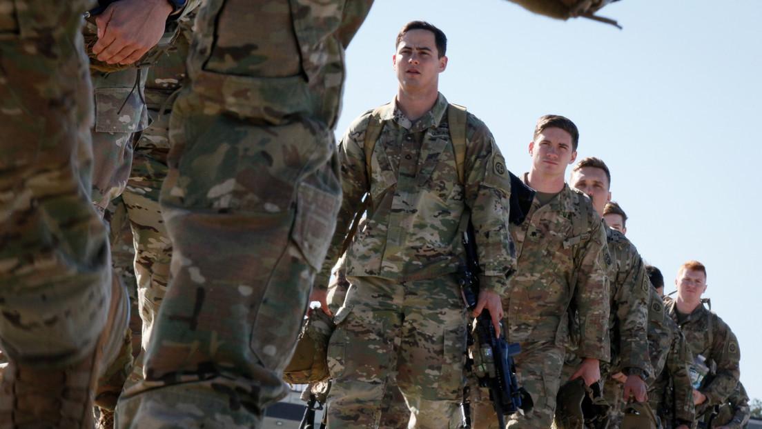 USA schicken Spezialeinheit für einmonatige Militärübung in die Ukraine