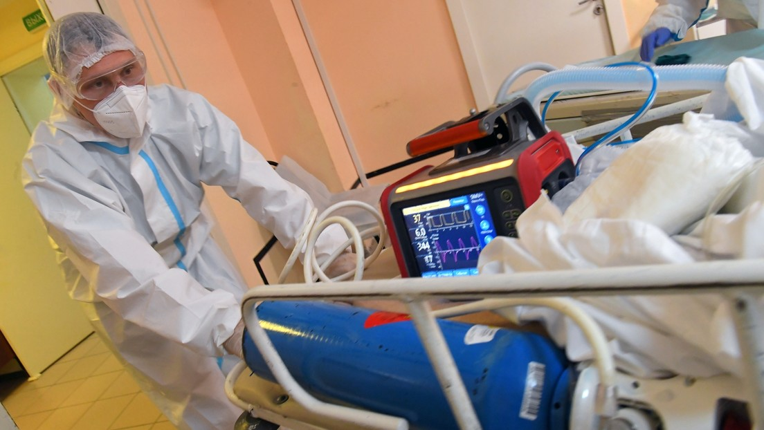 Russland: Neun COVID-19-Patienten sterben nach Bruch an Sauerstoffrohr in Krankenhaus