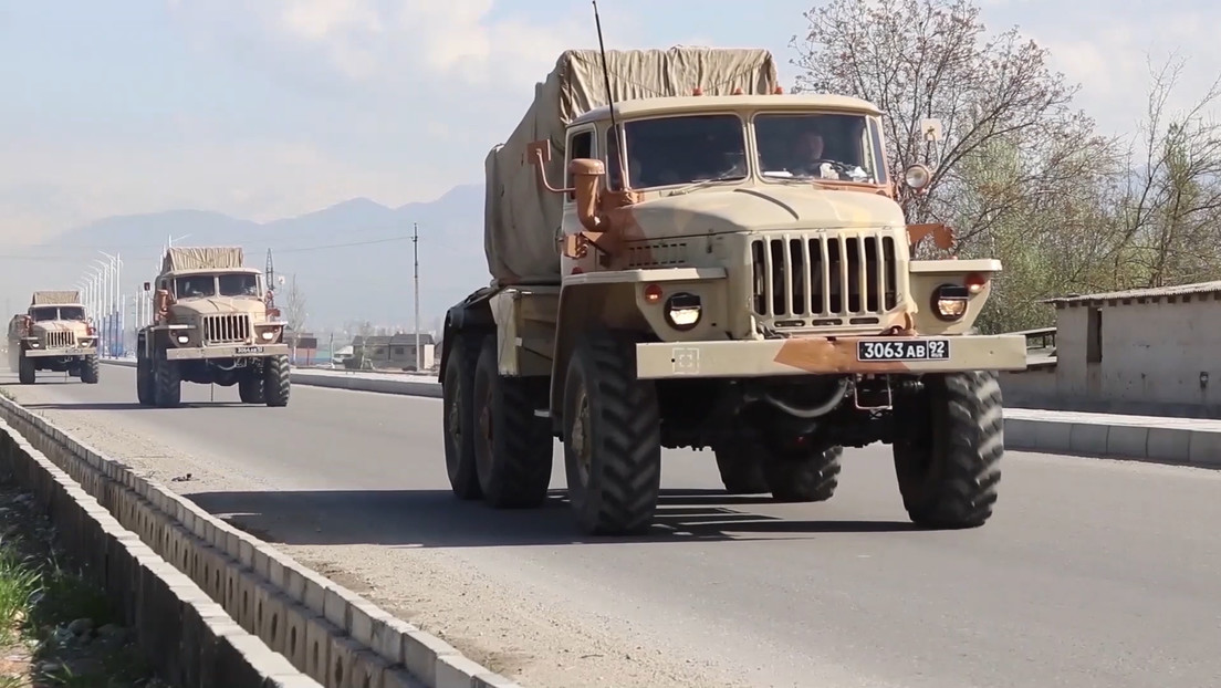 Militärübung nahe der Grenze zu Afghanistan abgeschlossen