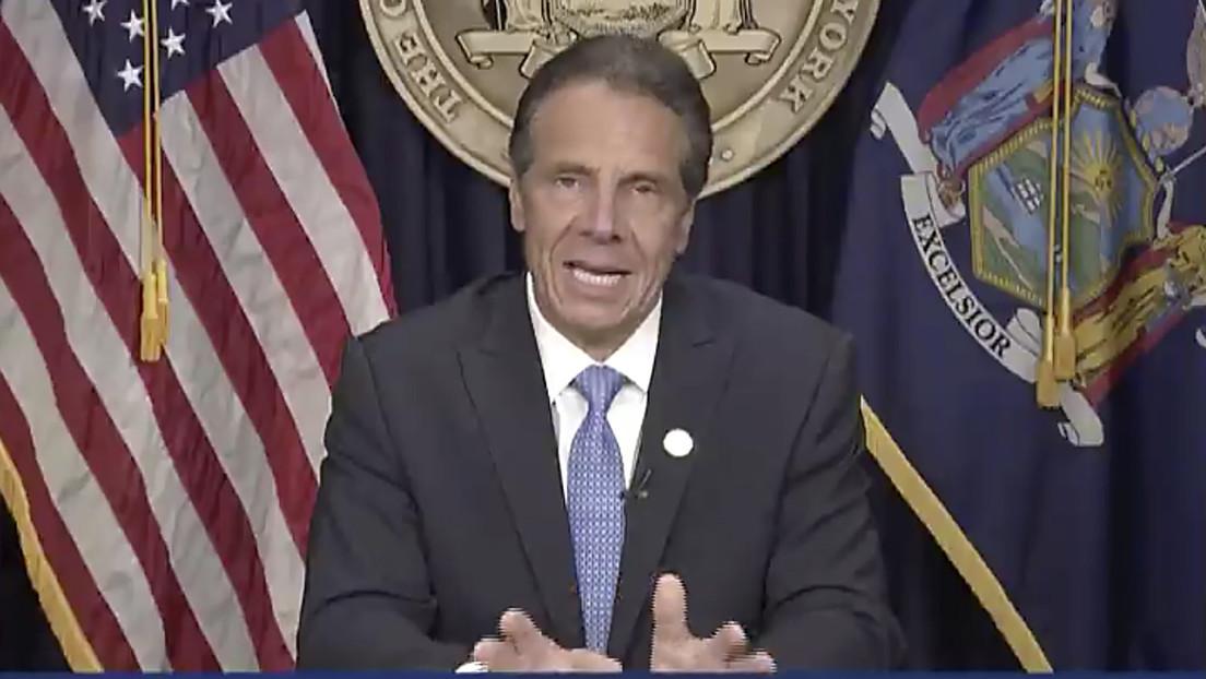 Nach Vorwurf der sexuellen Belästigung: New Yorks Gouverneur Andrew Cuomo tritt zurück