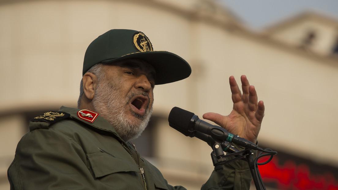 """Iranische Revolutionsgarde warnt Israel vor """"falschen Schritten"""" und droht mit """"Zerstörung"""""""