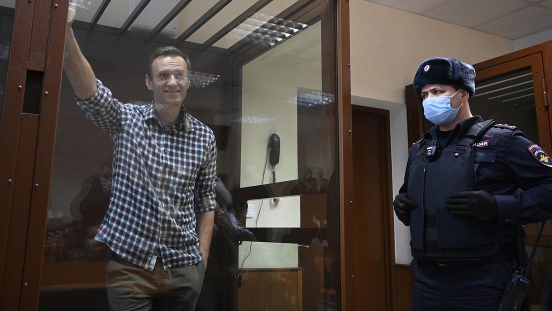 Russland: Neue Anklage gegen Alexei Nawalny